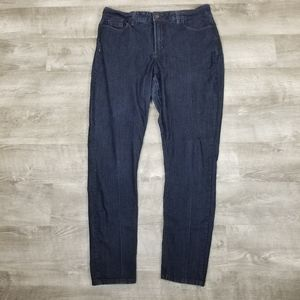 Not your daughter's jeans dark wash super skinny